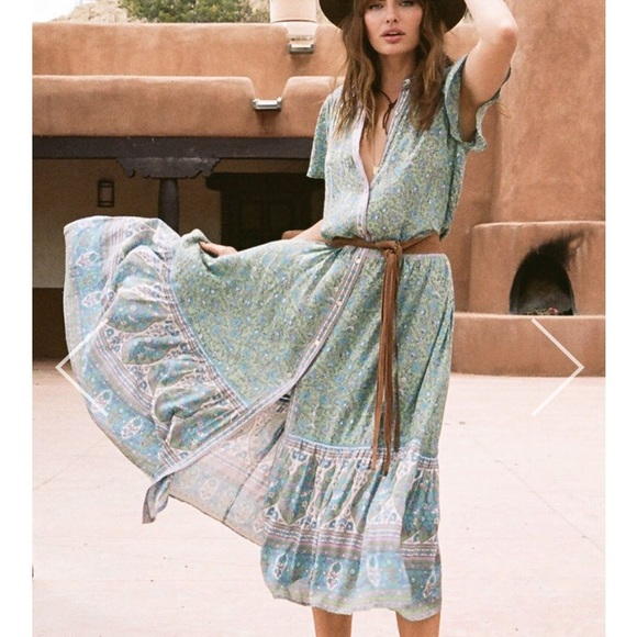 Spell & The Gypsy Collective Dresses & Skirts - Spell & The Gypsy Jasmine  Maxi Dress